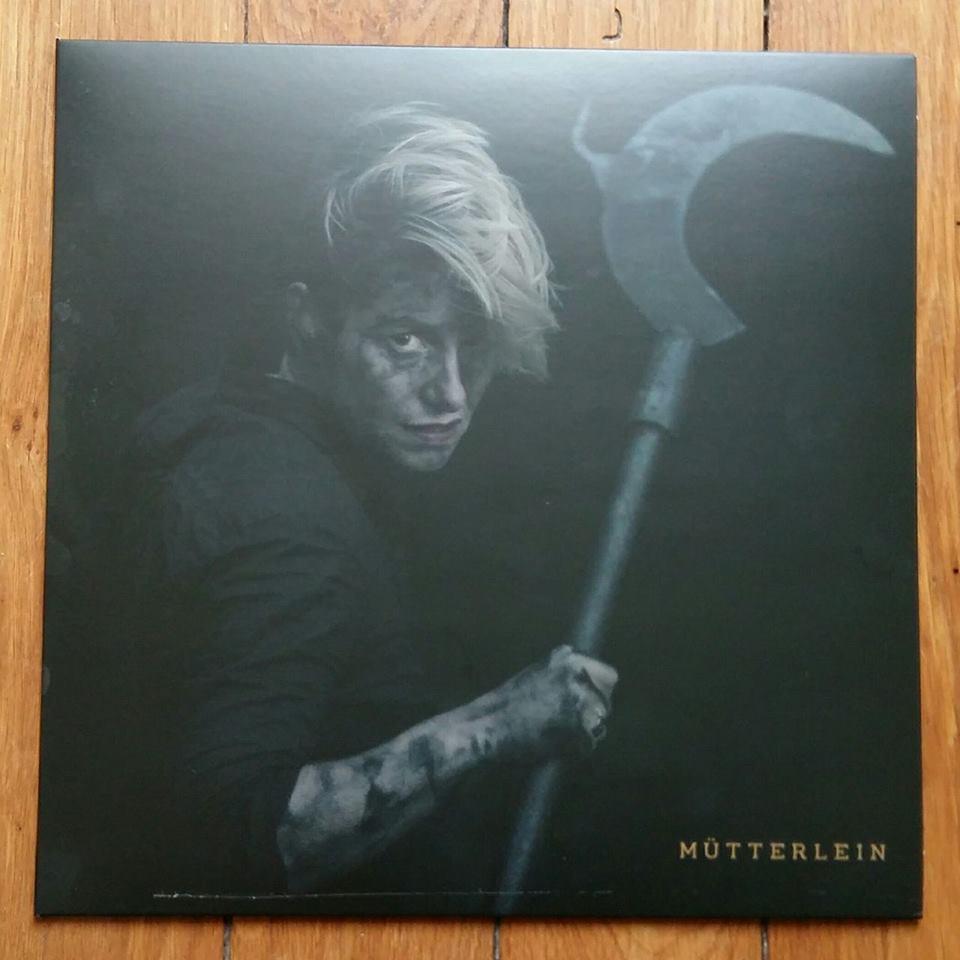 MÜTTERLEIN Orphans Of The Black Sun vinyl LP