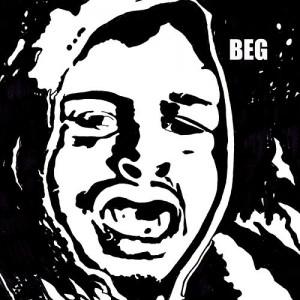 BEG s/t - vinyl LP