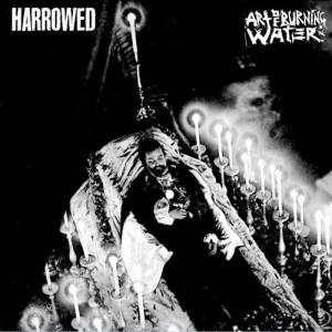 "HARROWED / ART OF BURNING WATER Split 7"" - vinyl 7"""