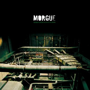 MORGUE The process to define the shape of self-loathing - Vinyl LP