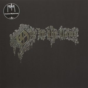 MANTAR Ode To The Flame - Vinyl LP (black)