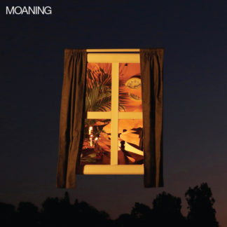 MOANING S/t - Vinyl LP (blue | black)