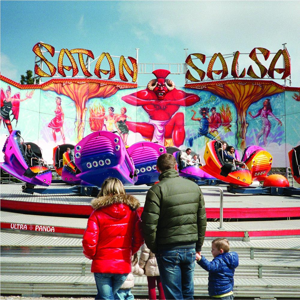 ULTRA PANDA - Satan Salsa LP
