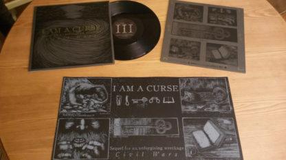 I AM A CURSE Sequel for an Unforgiving Wreckage : Civil Wars LP