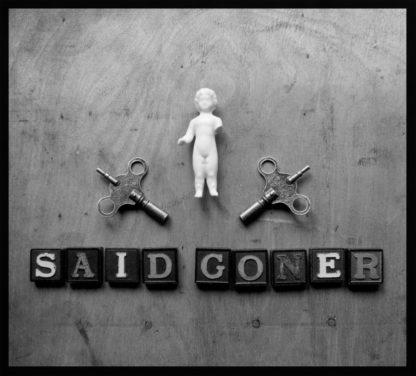 SAID GONER S/t LP
