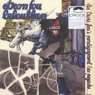 ETRON FOU LELOUBLAN Les Trois Fou's Perdégagnent (Au Pays Des...) - Vinyl LP (black)