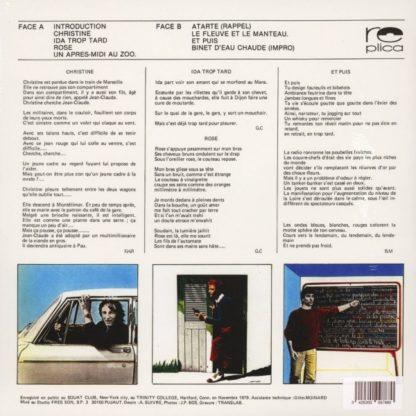 ETRON FOU LELOUBLAN En Public Aux États-Unis D'Amérique LP