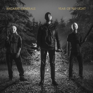 YEAR OF NO LIGHT / BAGARRE GENERALE Split LP