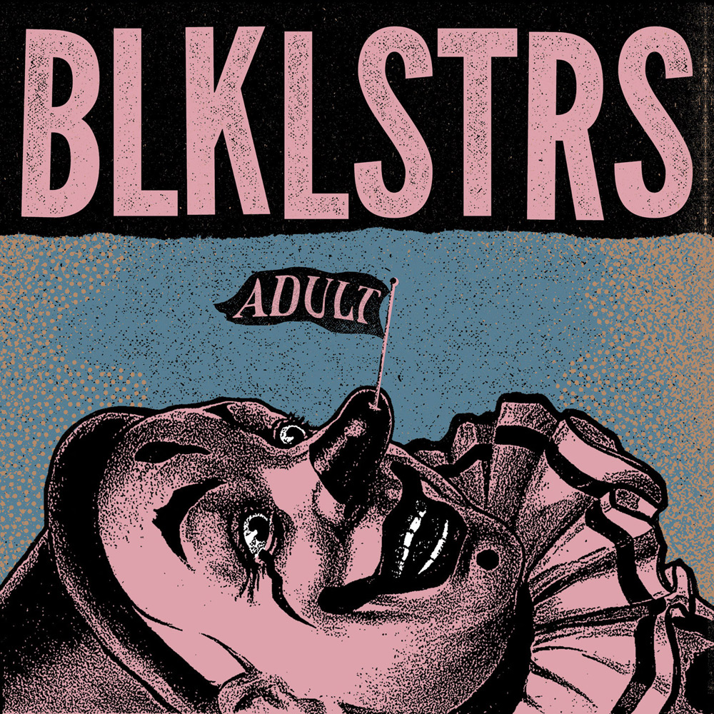 BLACKLISTERS Adult LP