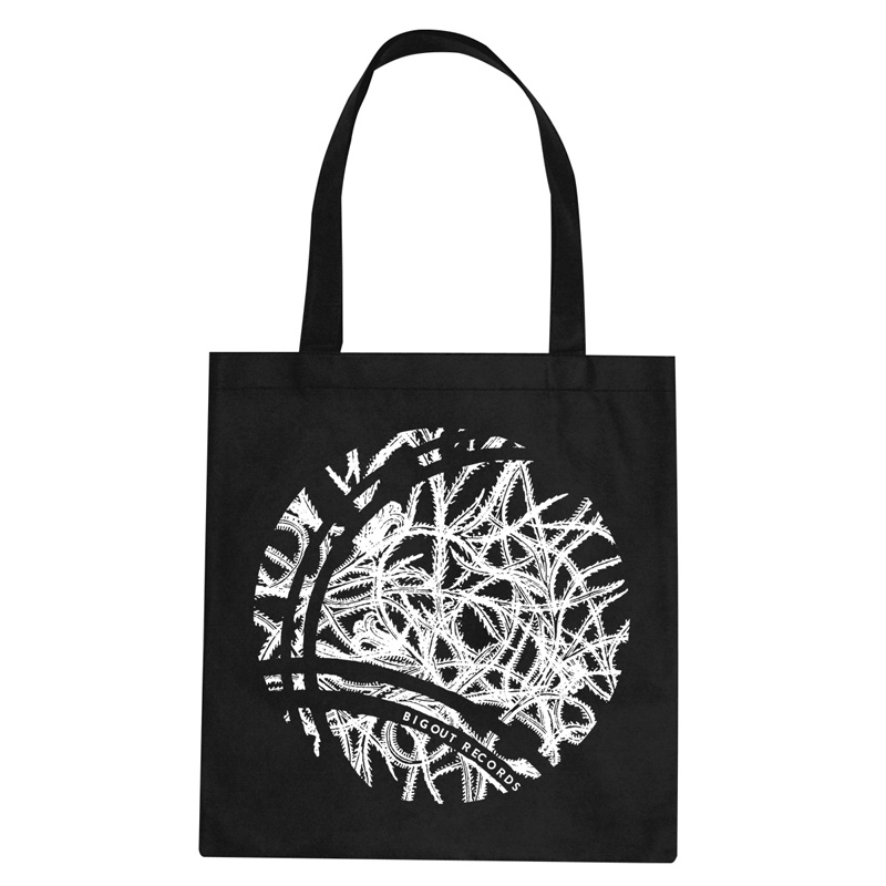 Bigoût Records BLACK Tote Bag