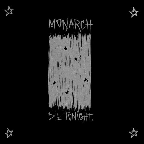MONARCH Die Tonight - Vinyl LP (black)