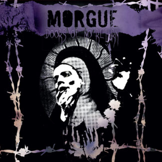 MORGUE Doors of no return LP