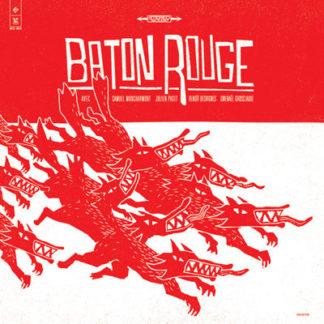 BATON ROUGE Fragments D'eux-mêmes LP