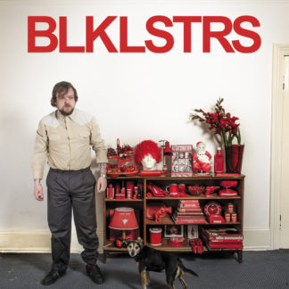 BLACKLISTERS Blklstrs - Vinyl LP (red)
