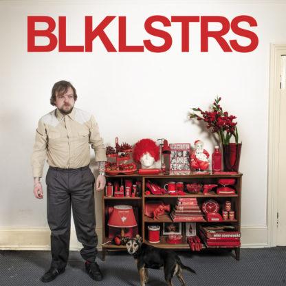 BLACKLISTERS Blklstrs - Vinyl LP (red)
