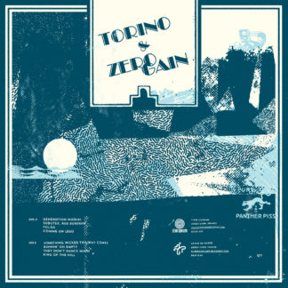 TORINO / ZERO GAIN Pure Panther Piss split LP