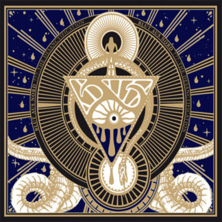 BLUT AUS NORD 777 - The Desanctification - Vinyl LP (blue/black galaxy effect)
