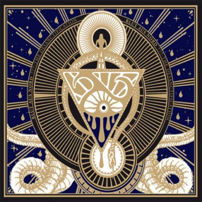 BLUT AUS NORD 777 - The Desanctification - Vinyl LP (blue/black galaxy effect)