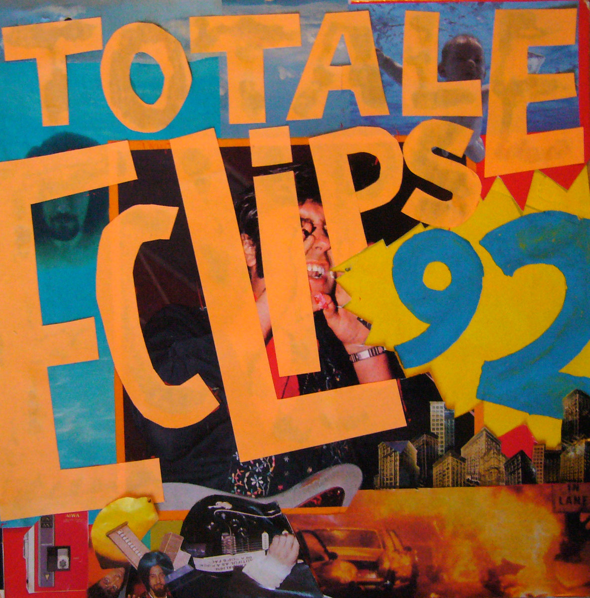 TOTALE ECLIPSE 92 vinyl LP