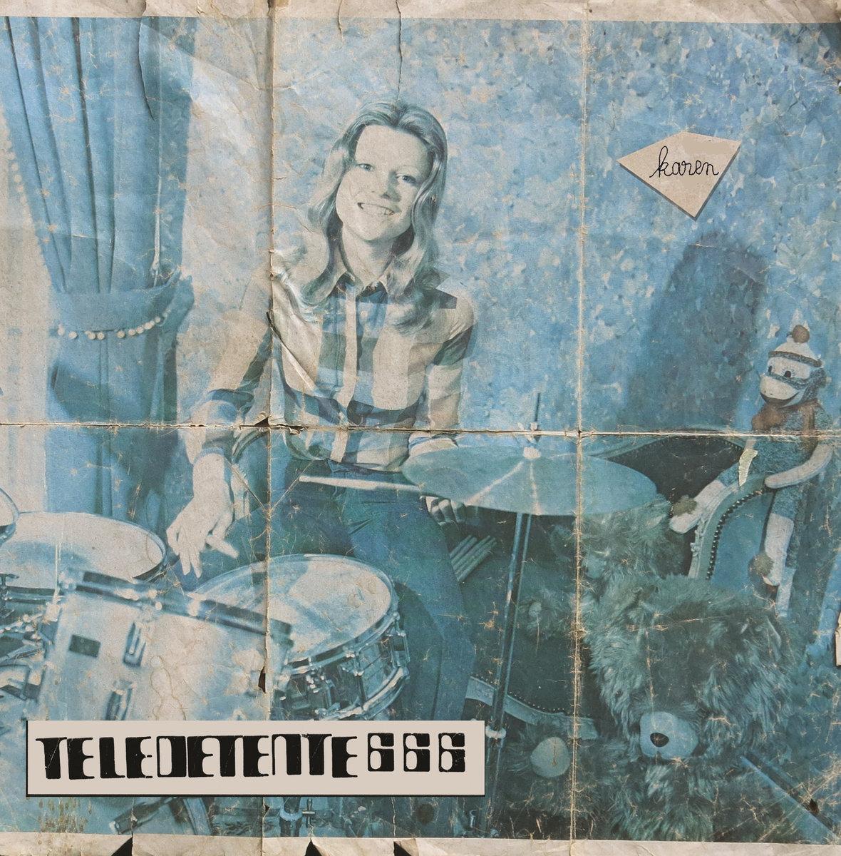 TELEDETENTE 666 Karen LP