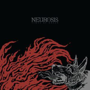 NEUROSIS Times Of Grace - Vinyl 2xLP (Black, 180 gram vinyl)
