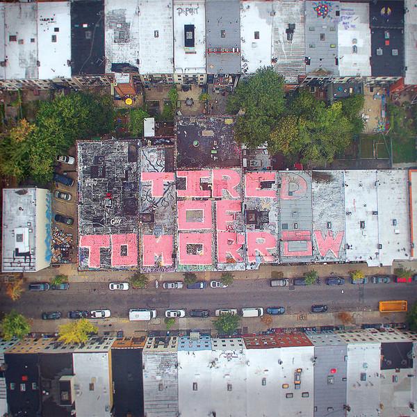 NOTHING Tired Of Tomorrow – Vinyl LP (black)