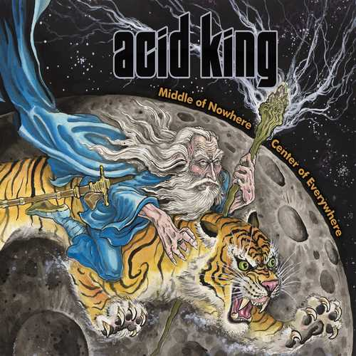 ACID KING Middle Of Nowhere, Center Of Everywhere – Vinyl 2xLP (black)