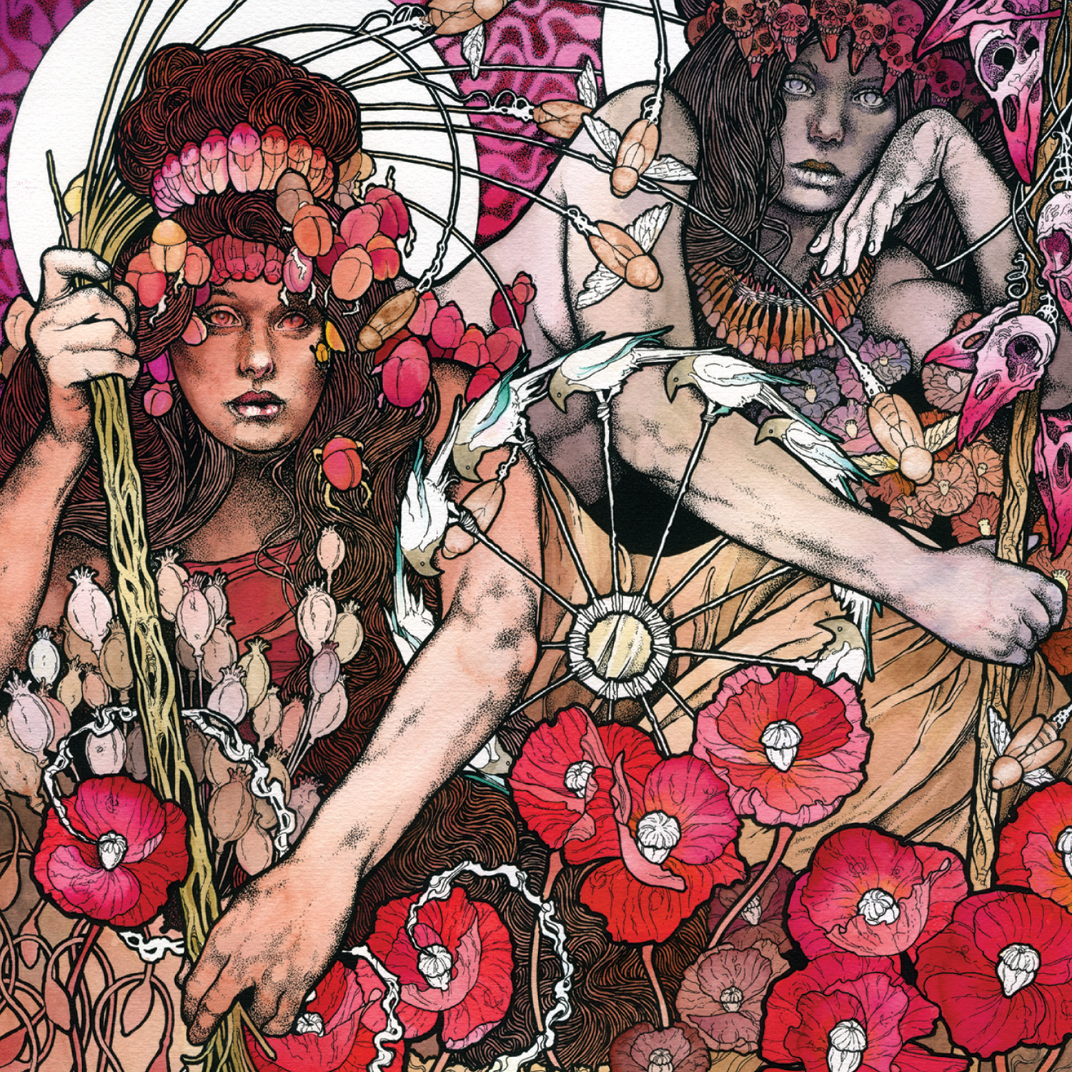 BARONESS Red Album - Vinyl 2xLP (bone white)