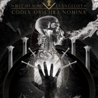 BLUT AU NORD / ÆVANGELIST Codex Obscura Nomina - Vinyl LP (black)