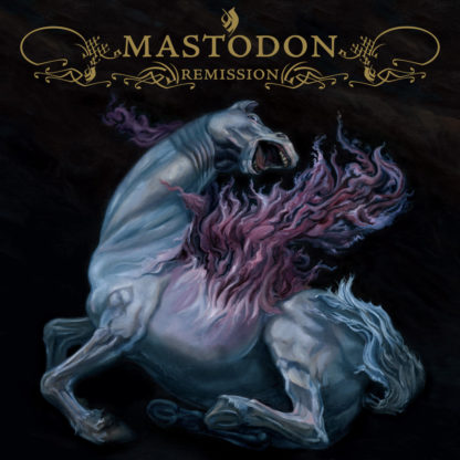 MASTODON Remission - Vinyl 2xLP (Sea Blue and Milky Clear)