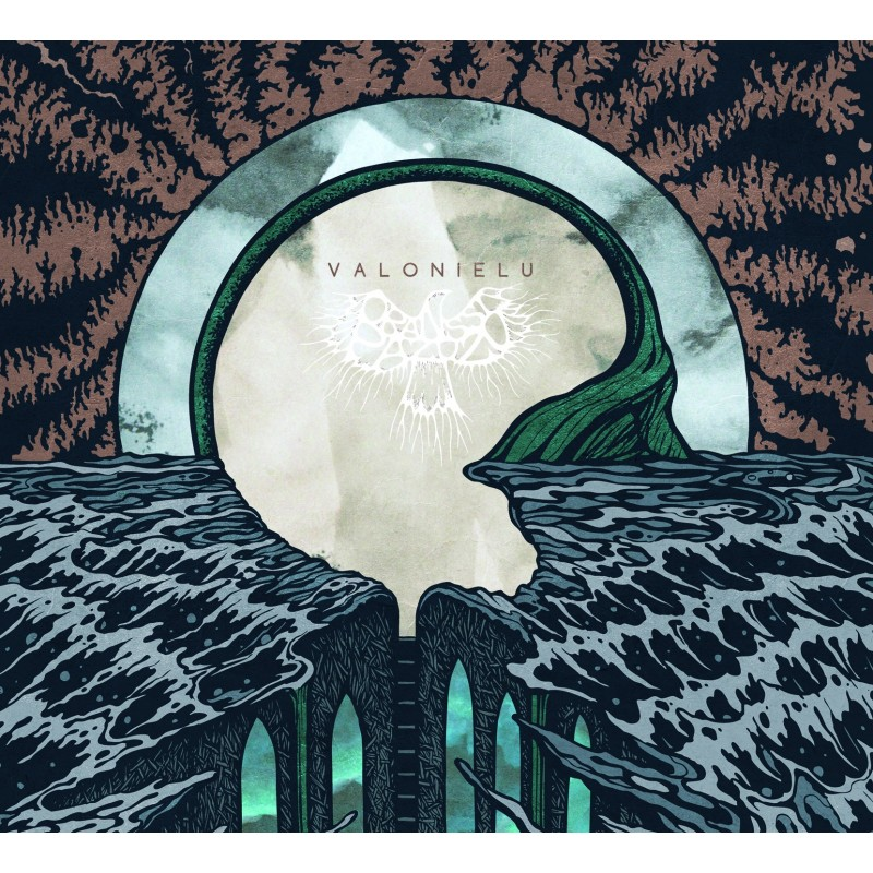 ORANSSI PAZUZU Valonielu – Vinyl LP (black)