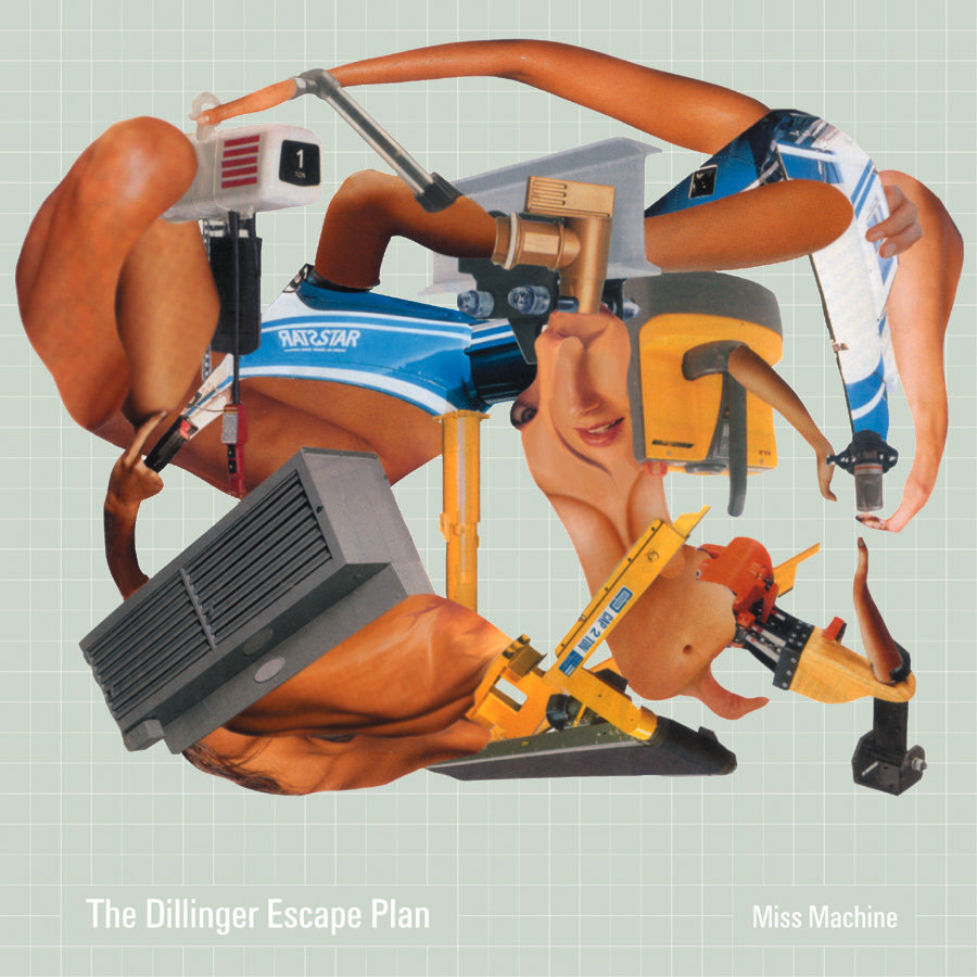 THE DILLINGER ESCAPE PLAN Miss Machine - Vinyl LP