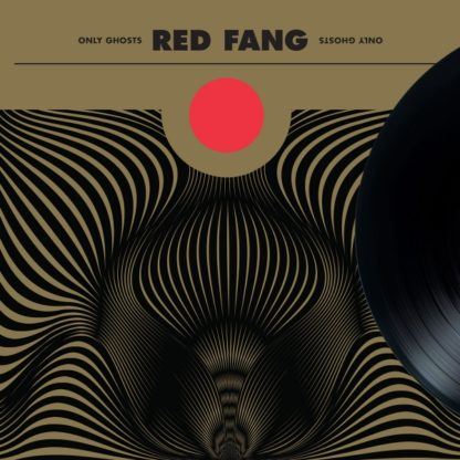 RED FANG Only Ghosts - Vinyl LP (black)