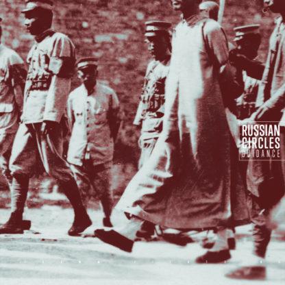 RUSSIAN CIRCLES Guidance - Vinyl LP (black)