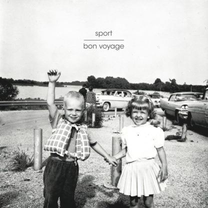 SPORT Bon Voyage - Vinyl LP (pink)