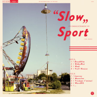 SPORT Slow - Vinyl LP
