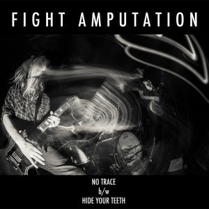 FIGHT AMPUTATION Keystone Noise Series #4 - Vinyl 7""