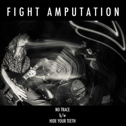 "FIGHT AMPUTATION Keystone Noise Series #4 - Vinyl 7"""