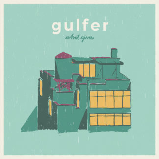 GULFER What Gives - Vinyl LP (black)