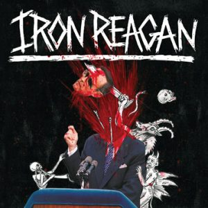 IRON REAGAN The Tyranny Of Will - Vinyl LP (black)