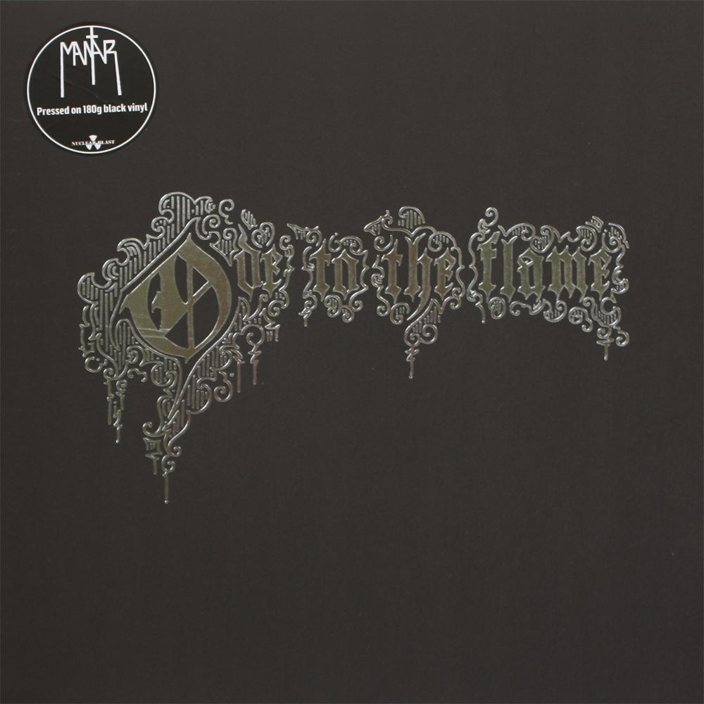 MANTAR Ode To The Flame - Vinyl LP (black)