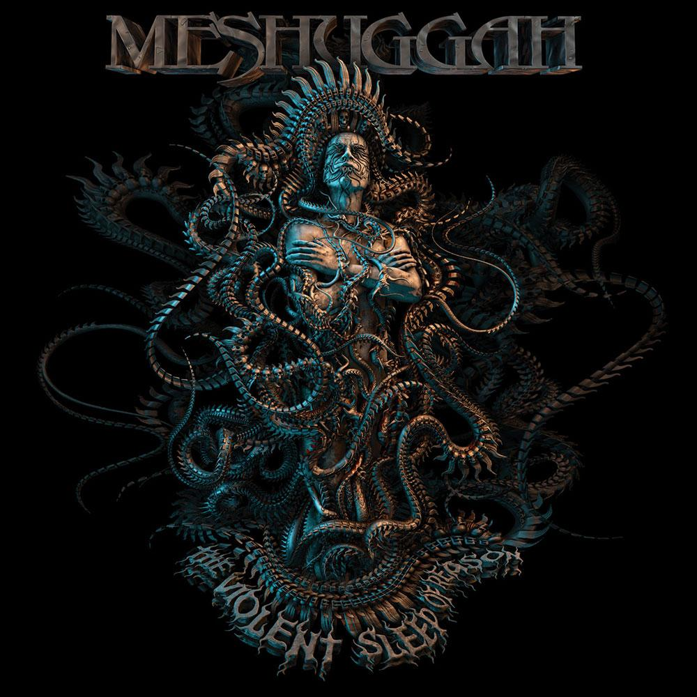 MESHUGGAH The Violent Sleep Of Reason - Vinyl 2xLP (black)