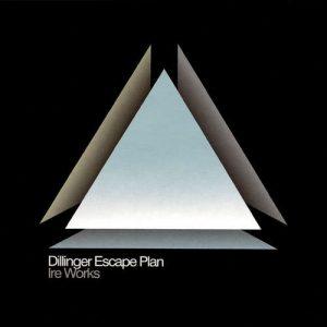 THE DILLINGER ESCAPE PLAN Ire Works - Vinyl LP (sea blue)
