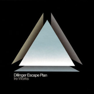 THE DILLINGER ESCAPE PLAN Ire Works - Vinyl LP (sea blue)