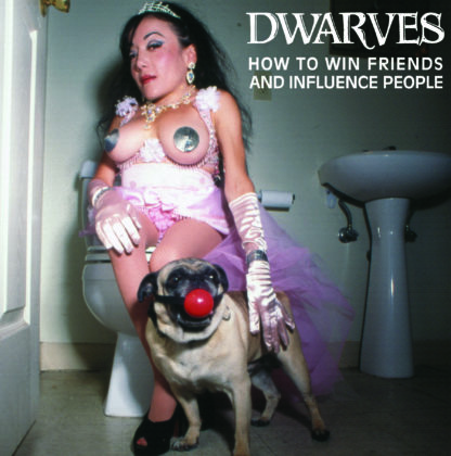THE DWARVES How To Win Friends And Influence People - Vinyl LP (pink)