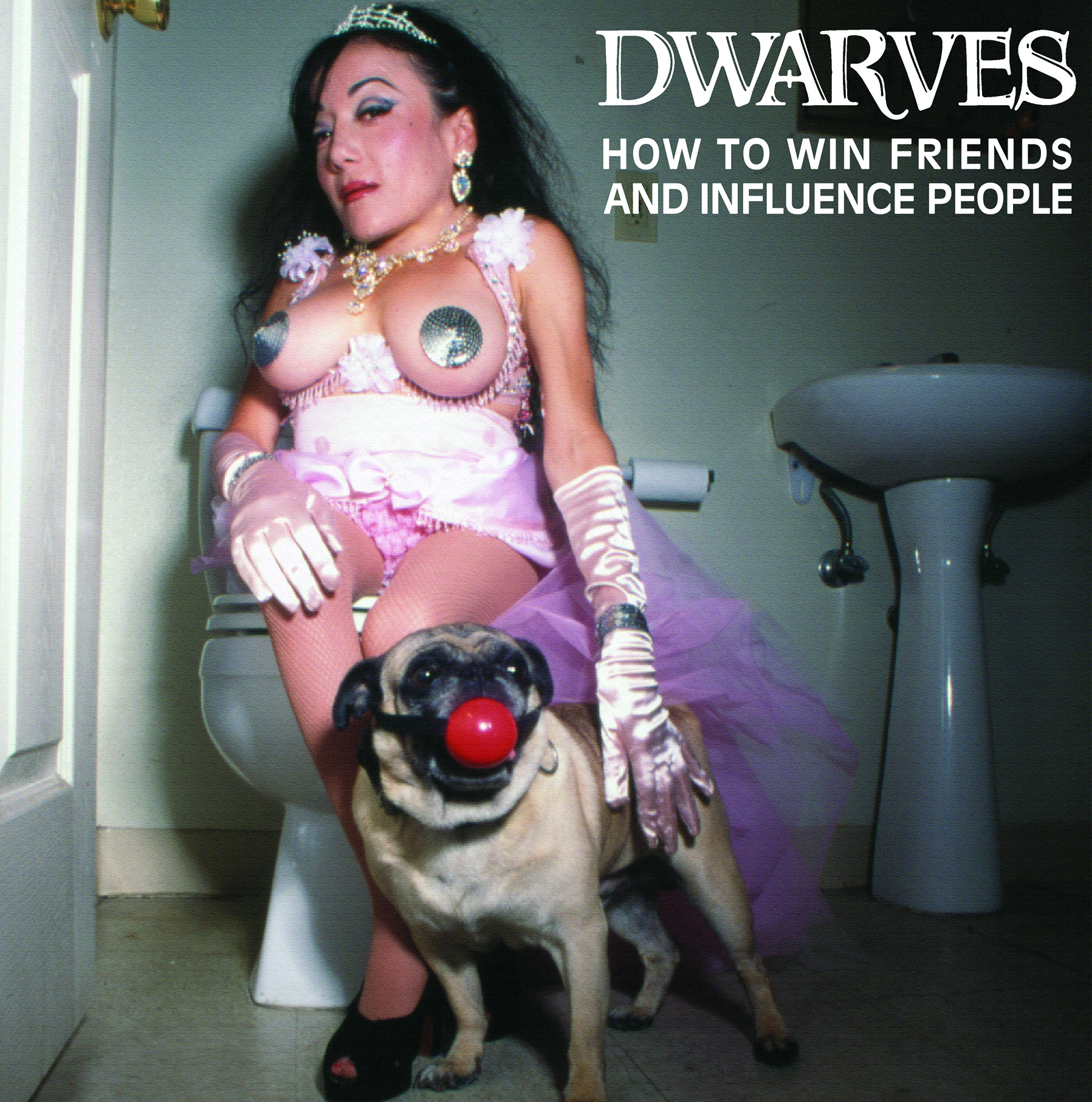 THE DWARVES How To Win Friends And Influence People – Vinyl LP