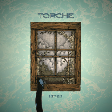 TORCHE Restarter - Vinyl LP (black)