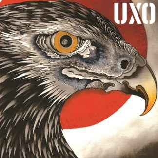 UXO s/t - Vinyl LP (yellow)
