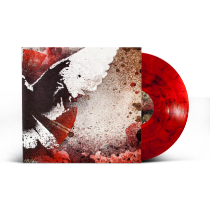CONVERGE No Heroes - Vinyl LP (Transparent Red w/ Black Smoke)