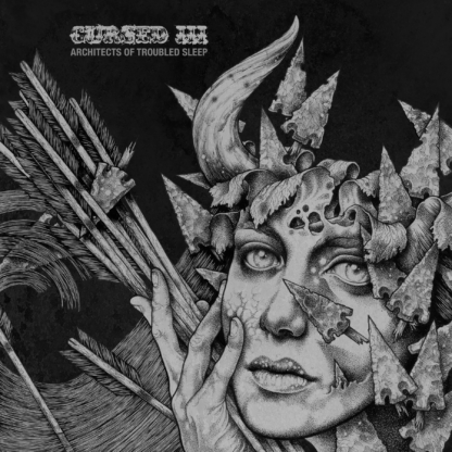 CURSED Three: Architects of Troubled Sleep – Vinyl LP (silver)